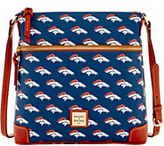 Dooney & Bourke NFL Broncos Crossbody - A285700
