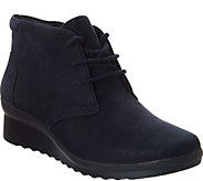 CLOUDSTEPPERS by Clarks Lace up Ankle Boots- Caddell Hop - A295300