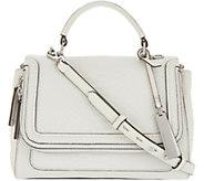 Vince Camuto Leather Satchel Handbag - Brud - A304500