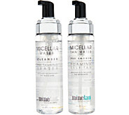 MineTan Micellar Tan Water Pre-Shower Foam & Eraser Duo - A307200