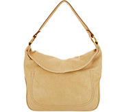 Frye Leather Campus Rivet Hobo Handbag - A308900