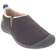 KEEN Quilted Slip-on Shoes - Howser III - A309700