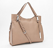 Vince Camuto Lamb Leather Tote Handbag - Eliza - A311100