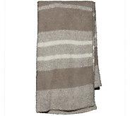 Barefoot Dreams CozyChic Multi Stripe HeatheredBlanket - A360500