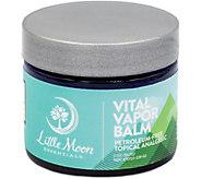 Little Moon Essentials Vital Vapor Balm TopicalAnalgesic - A365000