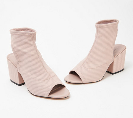 Katy Perry Slinky Stretch Heeled Sandals - The Johanna