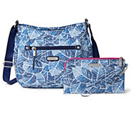 baggallini Uptown Bagg with RFID Phone Wristlet - A412900