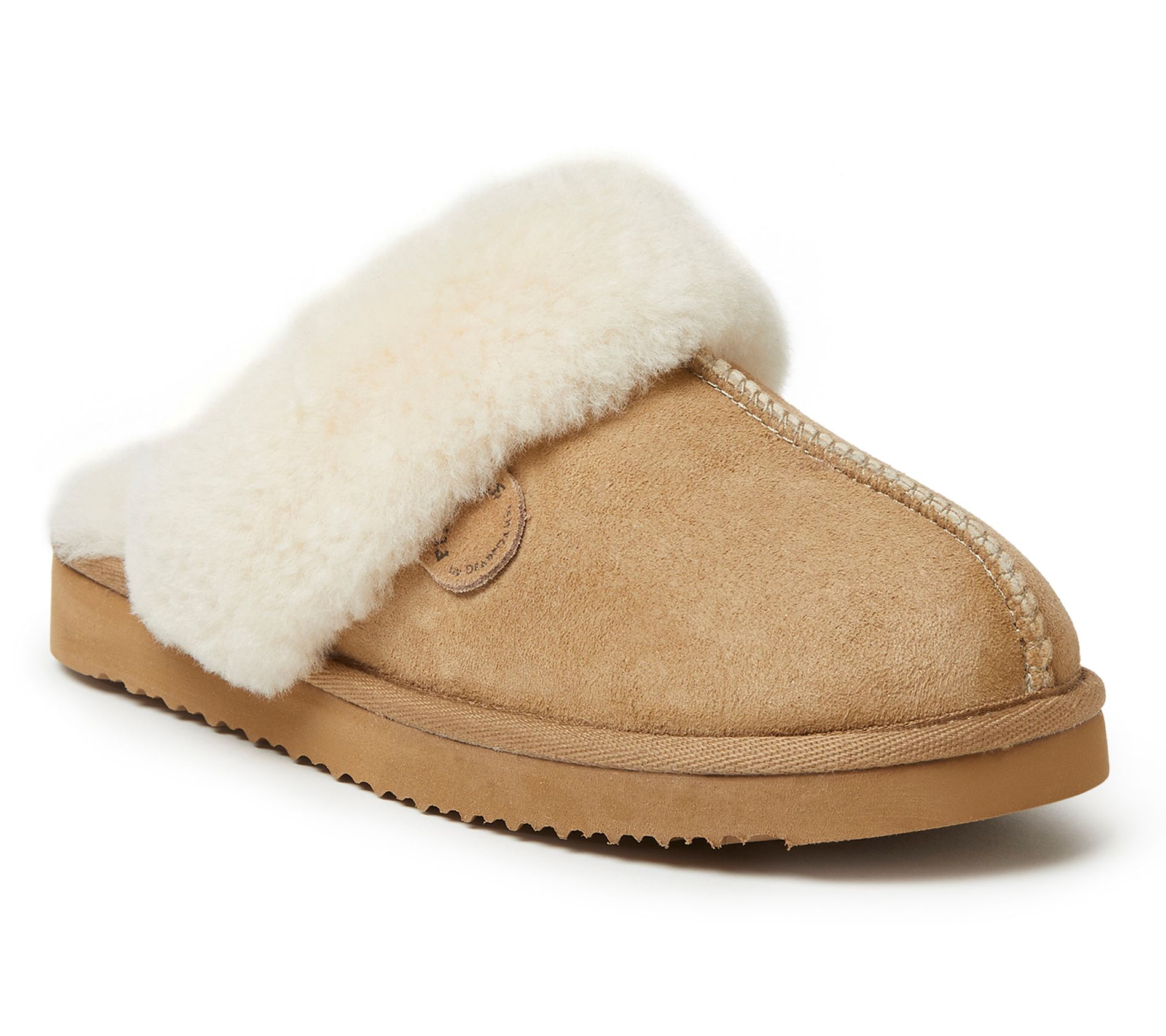 Womens Open Toe Slippers Cheetah Worlds Softest Cozy Collection Large New