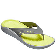 Crocs LiteRide Flip Unisex Sandals - A419600