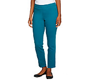Isaac Mizrahi Live! Icon Grace Petite Ankle Length Pants - A251901