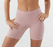 Breezies Set of 4 Seamless Long Leg Panties - A262701