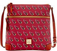 Dooney & Bourke NFL Cardinals Crossbody - A285701