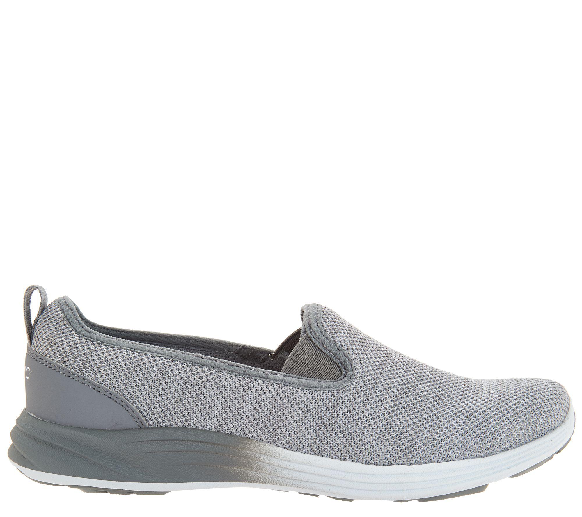 5ef44fb85323 Vionic Flat-knit Slip-On Shoes - Delaney - Page 1 — QVC.com