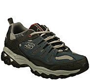 Skechers Mens Memory Fit Shoes - After Burn - A334001
