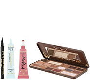 Too Faced Chocolate Palette Eye & Lip Set - A354901