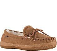 Lamo Womens Moc Slippers - A363101