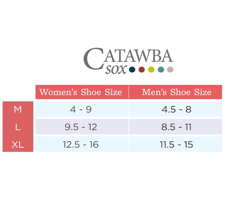 Catawba Set 3 Merino Wool Blend Boot Socks Solid Color S NEW A70001