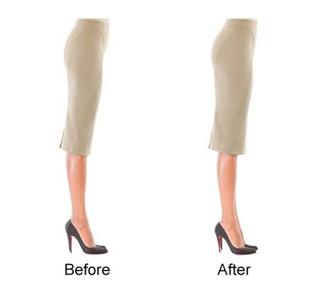 d36818974 Spanx Slimplicity Butt Boosting Girl Short - Page 1 — QVC.com