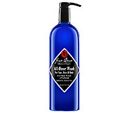 Jack Black All Over Wash for Face, Hair, & Body, 33 oz - A244302