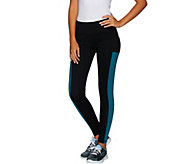 cee bee CHERYL BURKE Legging with Side Pocket - A268602