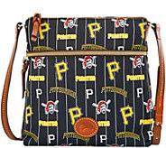 Dooney & Bourke MLB Nylon Pirates Crossbody - A281502