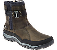 Merrell Waterproof Leather Ankle Boots - Murren Strap - A284902