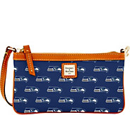 Dooney & Bourke NFL Seahawks Large Slim Wristlet - A285802
