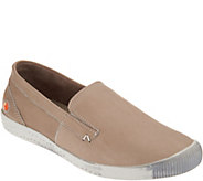 Softinos by FLY London Leather Slip-on Shoes - Ita - A291002