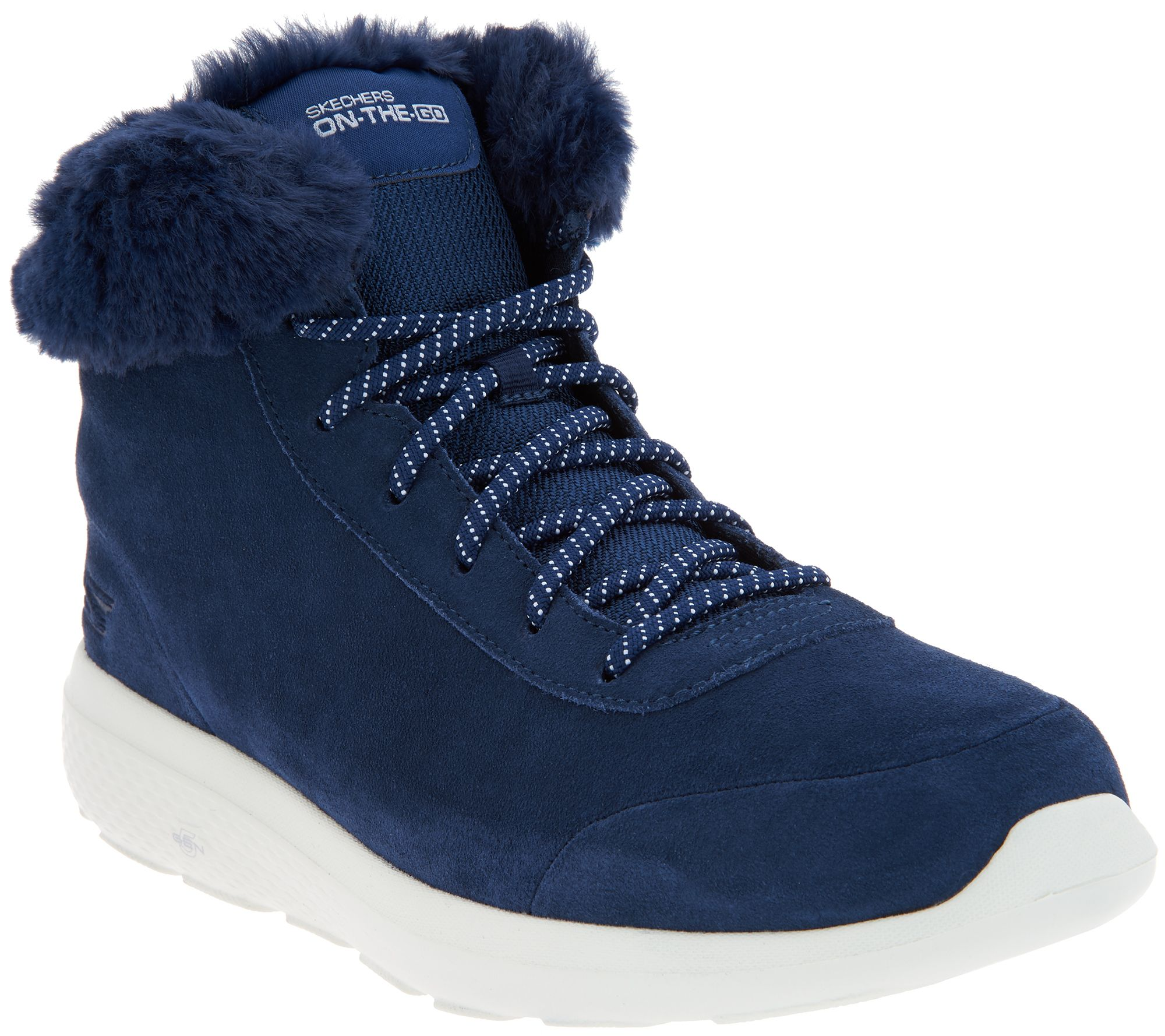 exclusive deals buying new great deals Skechers On-the-GO Suede Boots - City 2 - Chilled — QVC.com