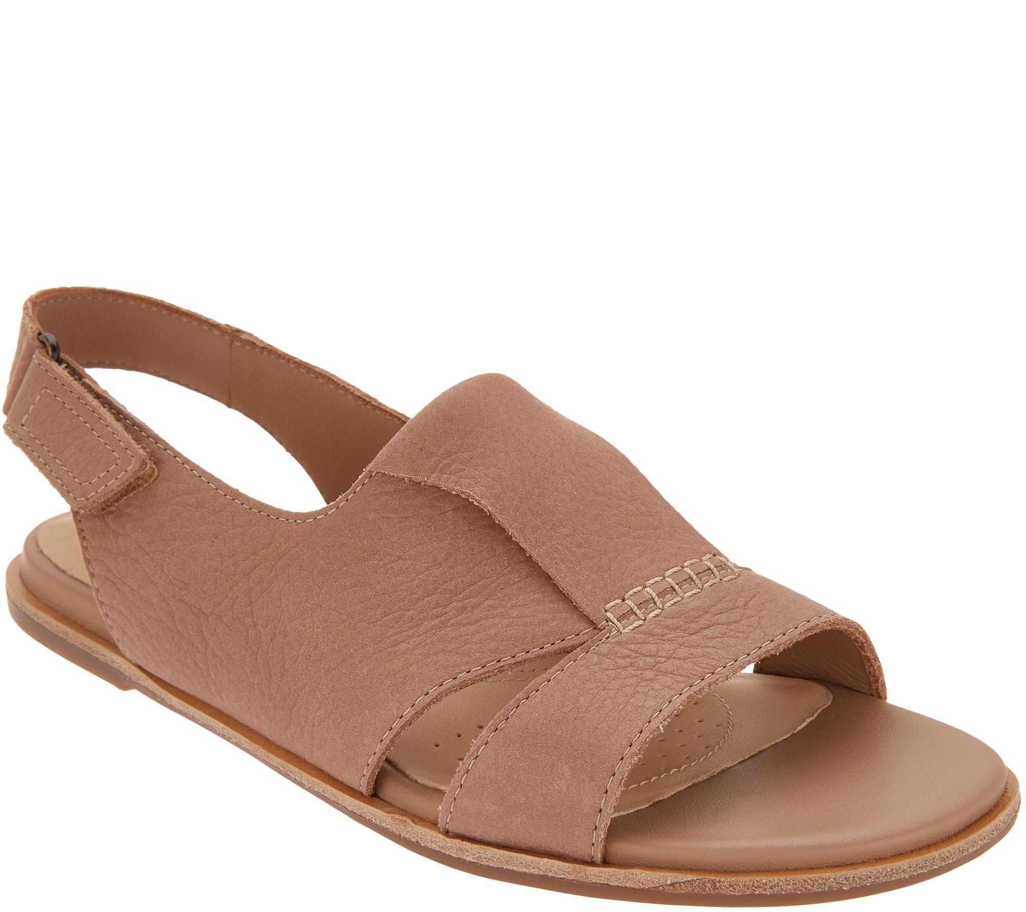 1536013d7e98 Clarks Artisan Leather Sandals - Sultana Rayne - Page 1 — QVC.com