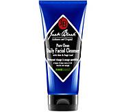 Jack Black Pure Clean Daily Facial Cleanser, 6oz - A361002