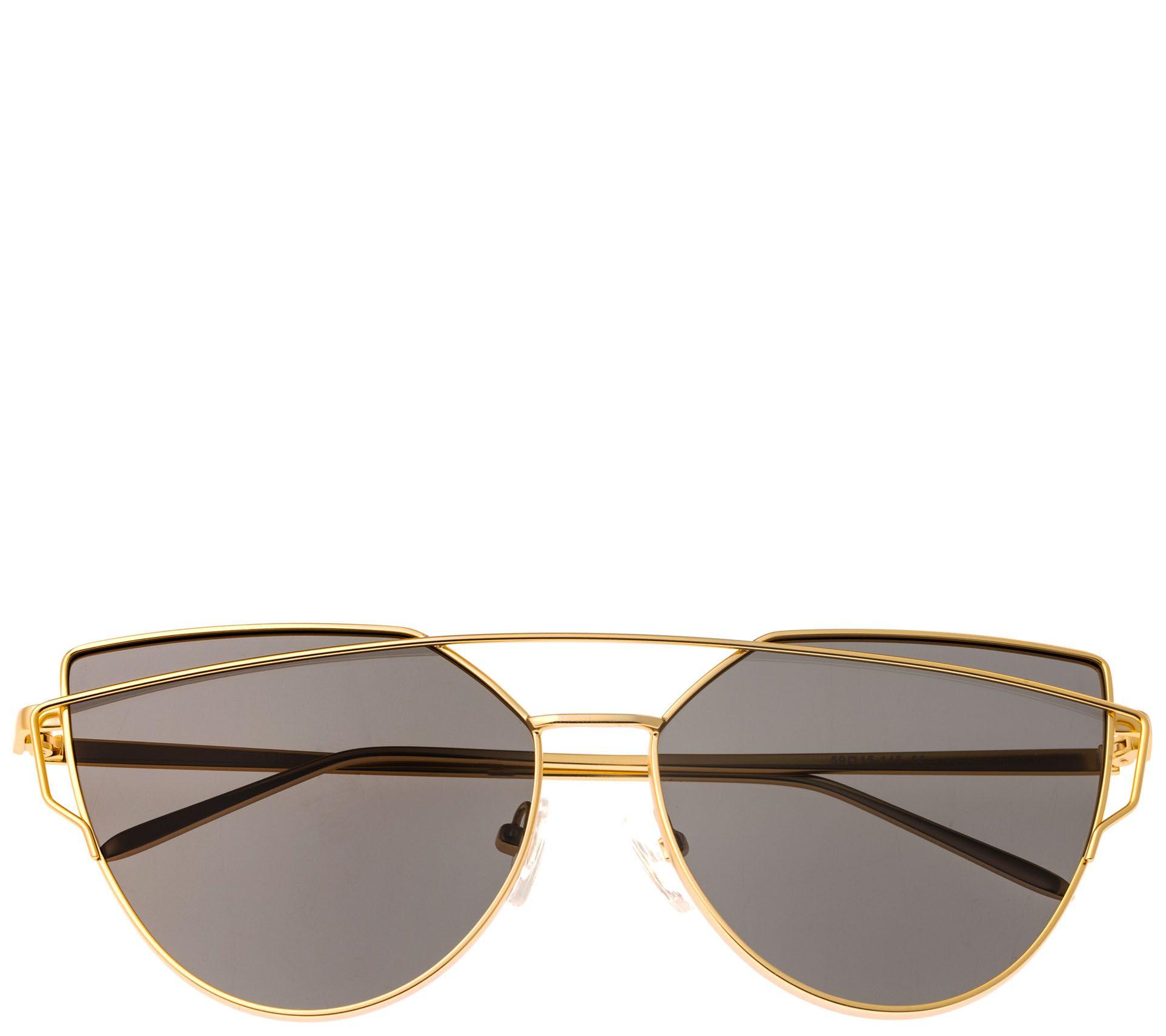 7b6d226f7c Bertha Aria Polarized Sunglasses - Page 1 — QVC.com