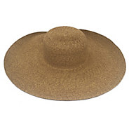 San Diego Hat Co. Ultrabraid Sun Brim Hat - A414702