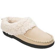 Dearfoams Microsuede Slippers - A418202