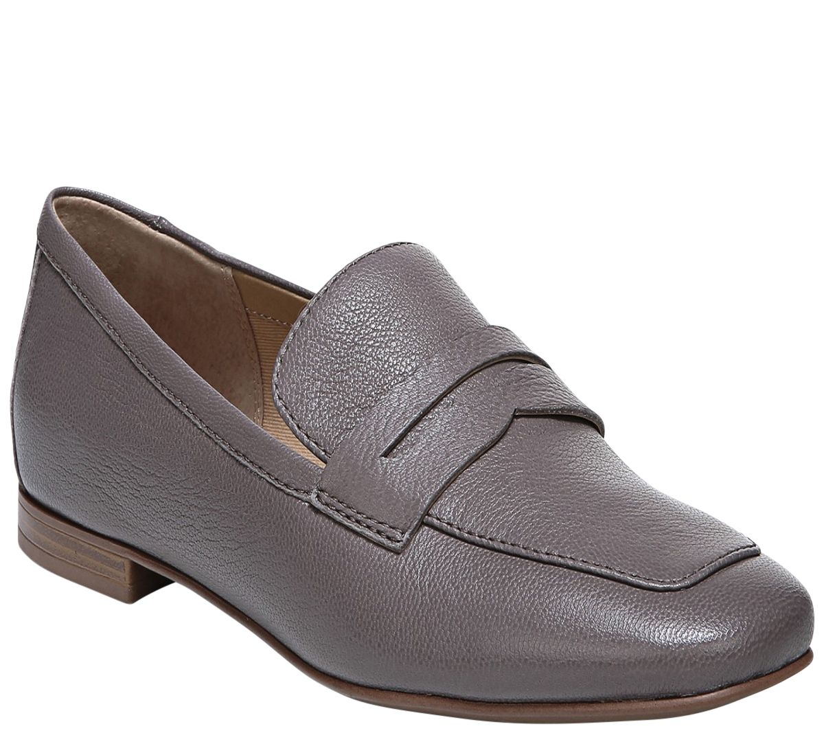 50d42b32dc9 Franco Sarto Penny Strap Loafers - Dame — QVC.com