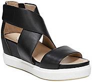 Dr. Scholls Adjustable Strap Wedge Sandals - Scout High - A426302
