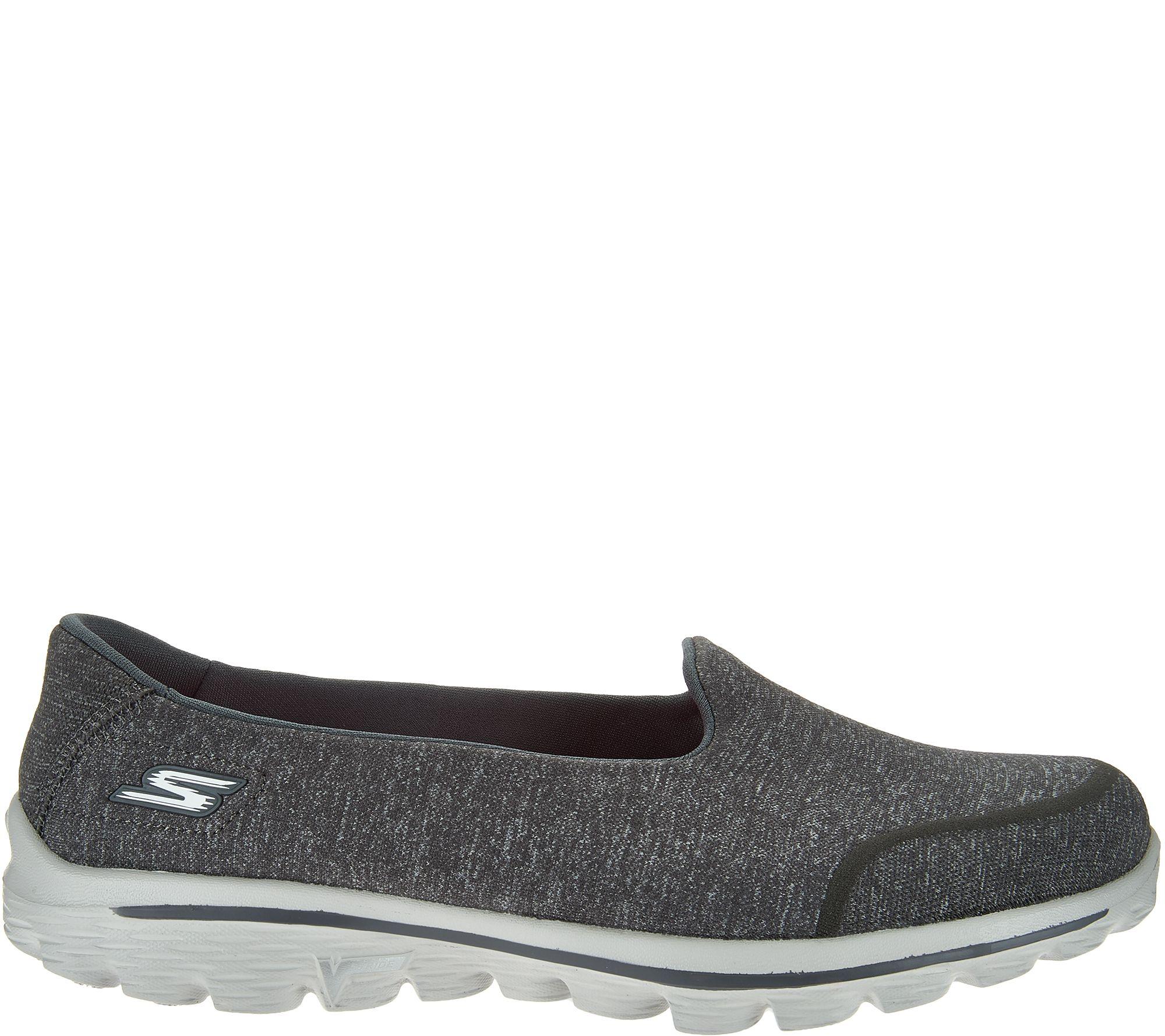Skechers GOwalk 2 Super Sock Walking Sneaker - Courage - Page 1 — QVC.com