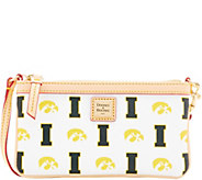 Dooney & Bourke NCAA University of Iowa Slim Wristlet - A283303