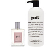 philosophy amazing grace or baby grace fragrance duo - A287903