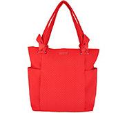 Vera Bradley Microfiber Hadley Shopper Handbag - A292903