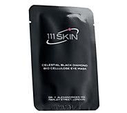 111 SKIN Celestial Black Diamond Bio CelluloseEye Mask - A341103