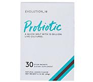 EVOLUTION_18 Probiotic Lemon Melt Stick Packets Auto-Delivery - A343803