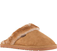 Lamo Womens Scuff Slippers - A363103