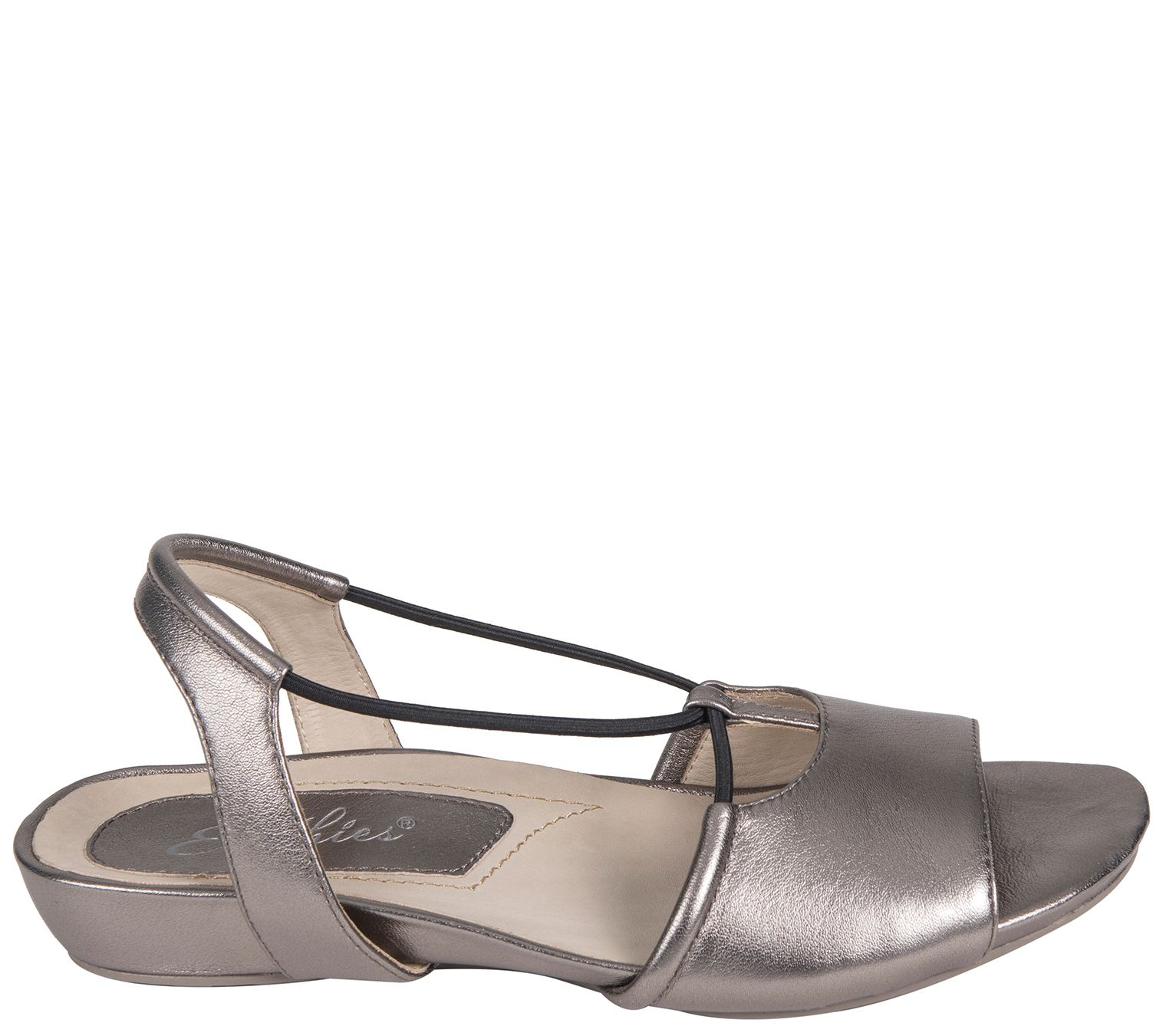 eb8215684c9e Earthies Leather Sandals - Lacona - Page 1 — QVC.com