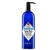 Jack Black Turbo Wash Energizing Hair & Body Cleanser, 33 oz - A244304