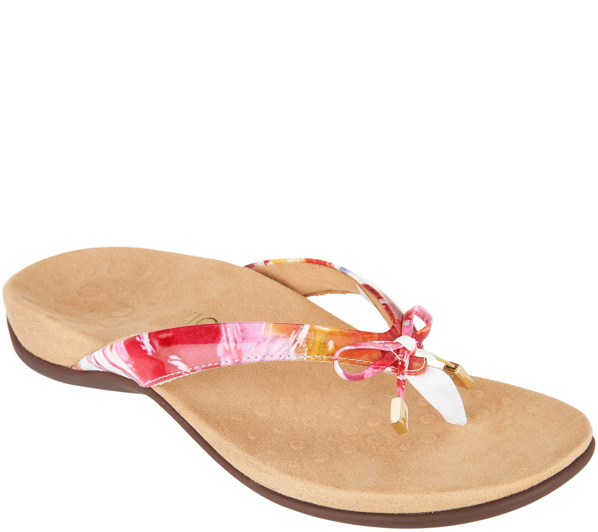 a2e9a5f41 Vionic Orthotic Sandals - Bella II - Page 1 — QVC.com