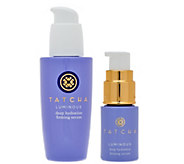 TATCHA Luminous Deep Hydration Firming Serum w/ Travel-Size - A278304