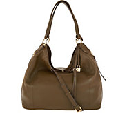 G.I.L.I. Pebble Leather Slouchy Wing Hobo - A295504