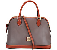 Dooney & Bourke Pebble Leather Deana Satchel Handbag - A300504