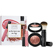 Laura Geller with Berries on Top Lip and Cheek Kit - A301904